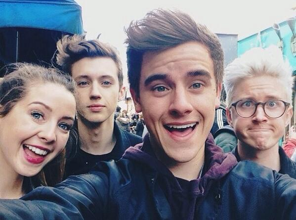 is tyler oakley and troye sivan dating connor