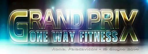 2014 grand prix onewayfitness: posedown categoria massimi