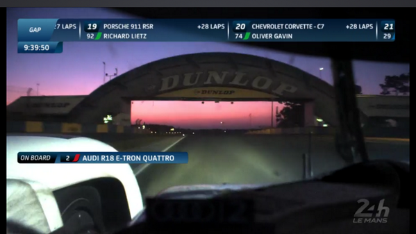 Beautiful morning in Le Mans #LM24 http://t.co/ggq0FFbj5i