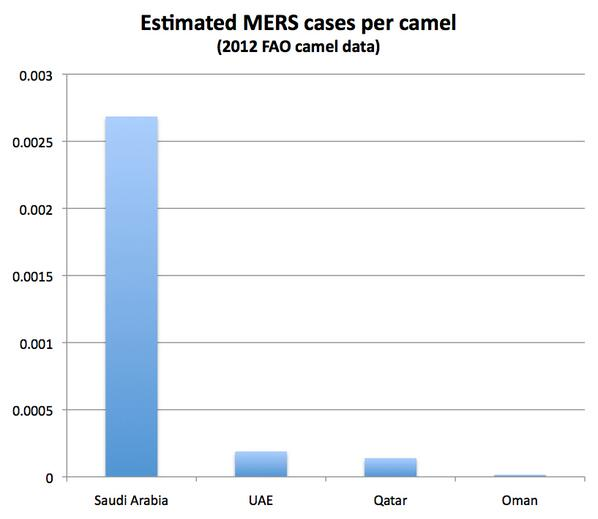 Thumbnail for Looking at Camels and MERS-CoV