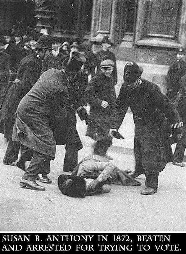 Women suffrage essay