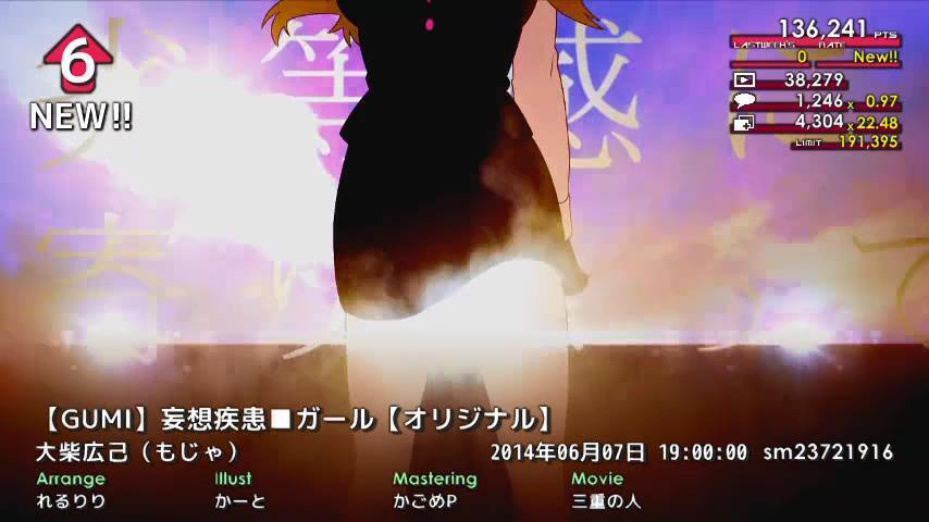 週刊VOCALOIDとUTAUランキング #349・291 [Vocaloid Weekly Rank #349] BqJKUQ_CYAAc41h