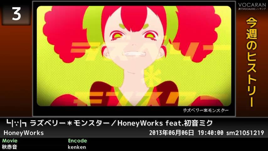 週刊VOCALOIDとUTAUランキング #349・291 [Vocaloid Weekly Rank #349] BqJLl8SCQAAK9A2