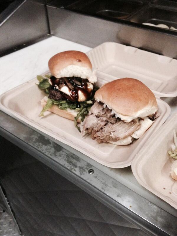 Capt. Order with smoked mozzarella and truffle glaze #comegetsome http://t.co/UNqDslXcRb