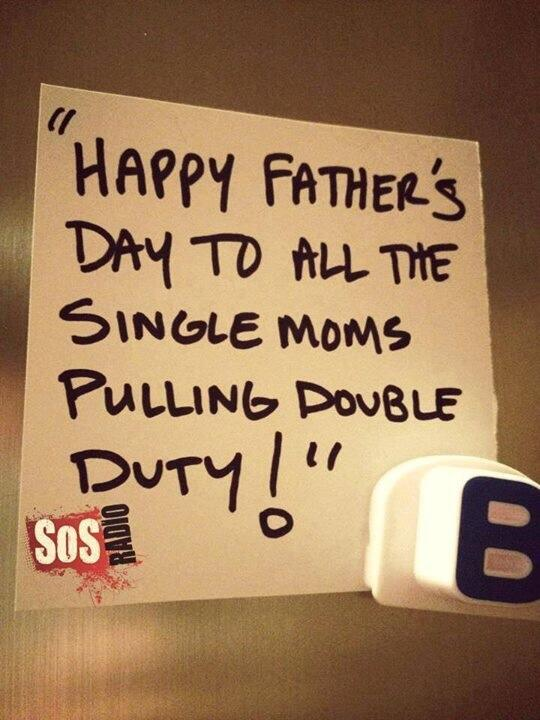 Real talk. Happy Father's Day everyone! http://t.co/QmxNNrzVci