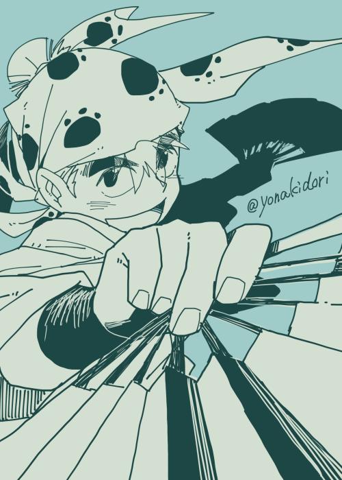とざい、とうざい! #忍たま版深夜の真剣お絵描き60分一本勝負