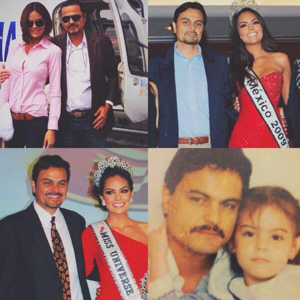 Ximena Navarrete Y Su Hija
