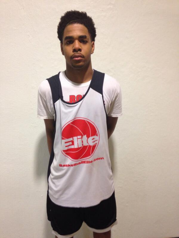 Devin Cooper basketball elite
