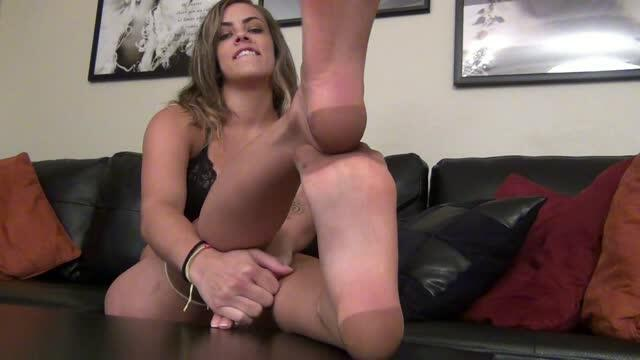 Watch Erica in sheer nylon helps you jerkoff online on sungrocentre.info YouPorn is the largest Brunette porn video site with the hottest selection of.