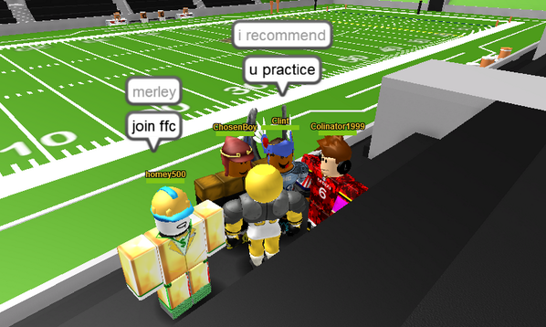 Old Football League At Oldfootballleag Twitter - roblox ofl