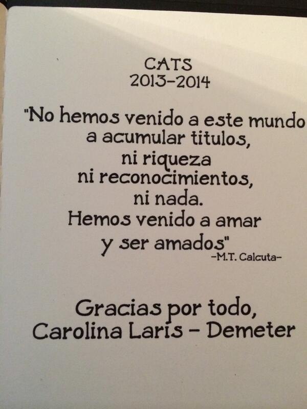 Muchas gracias por este hermoso detalle @carolinalaris http://t.co/Ep0LXJsXqa