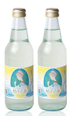 金沢の夢二ラベル地サイダーいいなあ。柚子乙女。 http://t.co/6xhh8Gtm4q