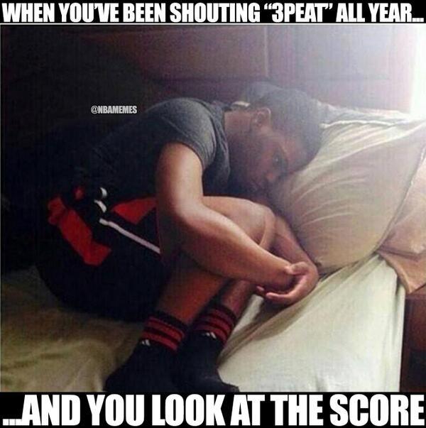 2014 NBA Finals Memes Miami Heat Fans