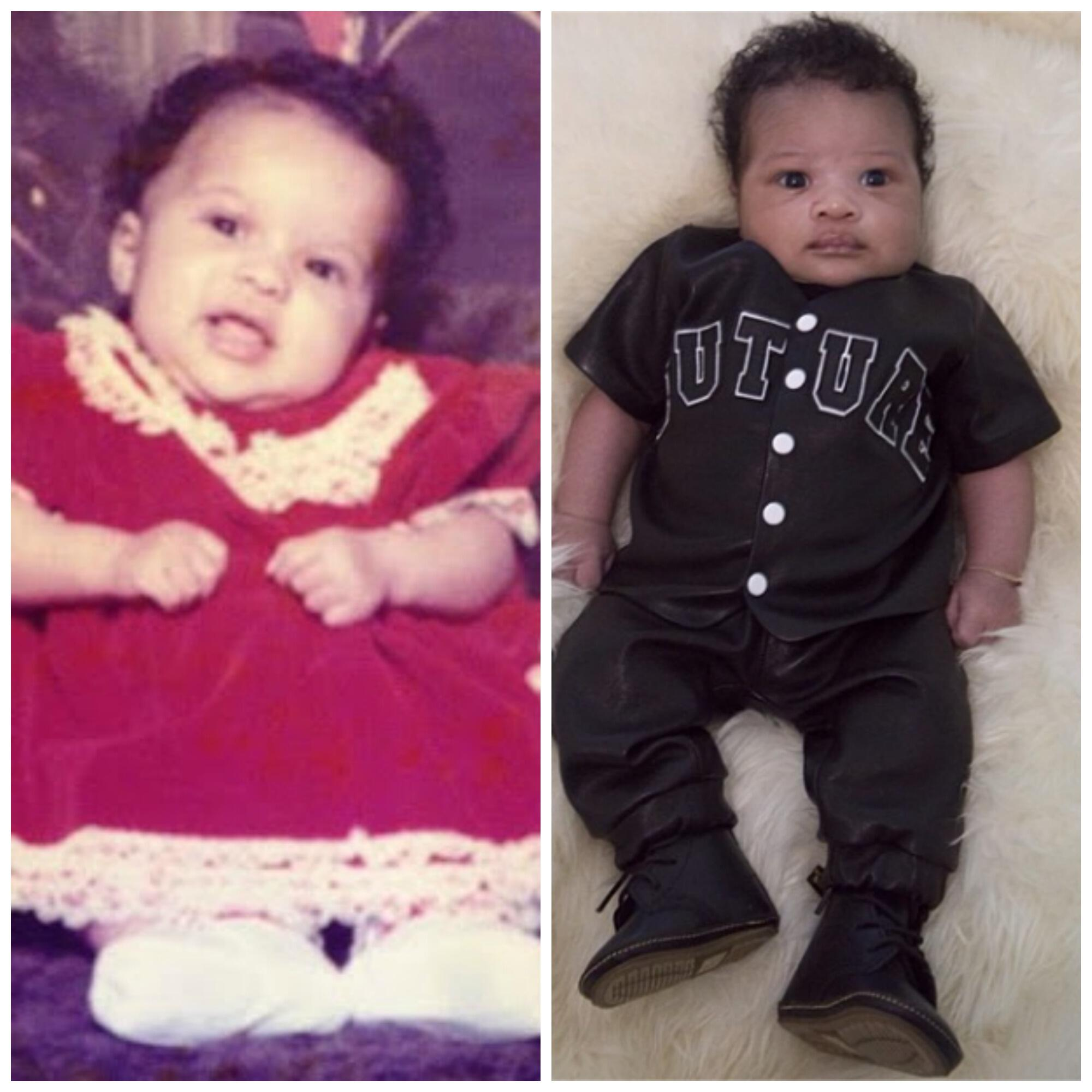 ciara baby pictures - photo #19