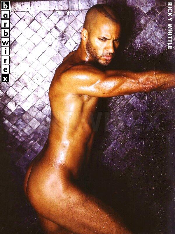 ricky whittle father