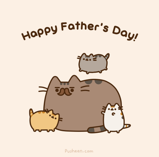 Pusheen the cat on twitter happy fathers day httpt pusheen happy fathers day httppusheenpost88874854366 picitterbyie0gbcjh this is actually a picture of me and my dad sciox Gallery