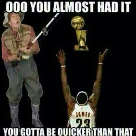 2014 NBA Finals Memes No 3 Peat For Lebron and Miami Heat