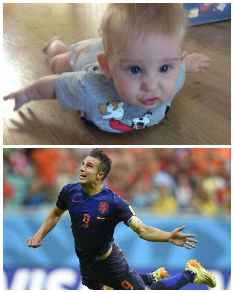 Persieing: The latest World Cup craze - CNN.com