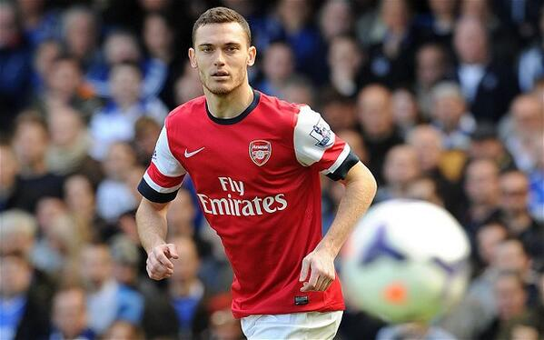 Arsenal captain Thomas Vermaelen agrees deal to join Manchester United this summer http://t.co/A56JYNfJgG (Getty) http://t.co/fu6hwyL9KF