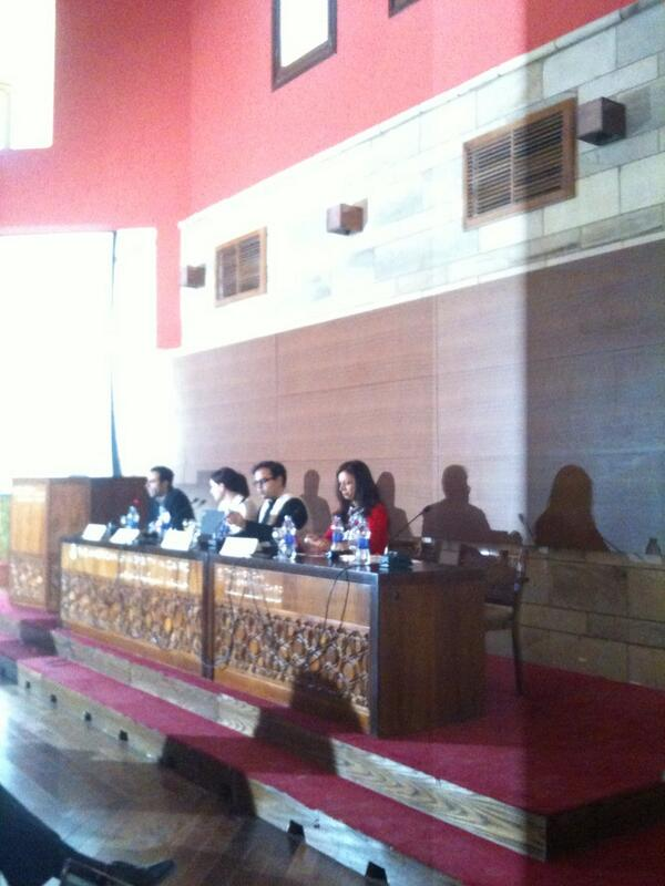 @navidhassanpour  @journoscholar @naglarzk @pranesh_prakash  are the speakers @A2K4D conference third session. http://t.co/OvxQNwqCXz