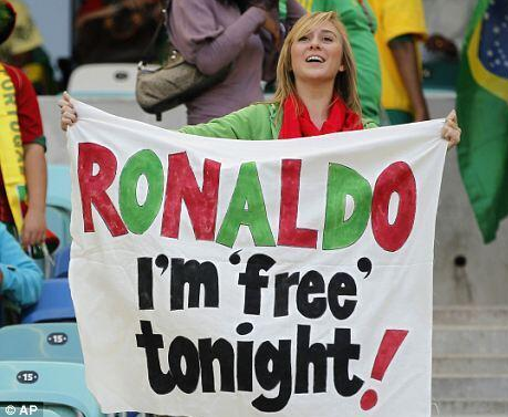 A Game to Forget: The best Cristiano Ronaldo Memes & banners from Germany 4   Portugal 0