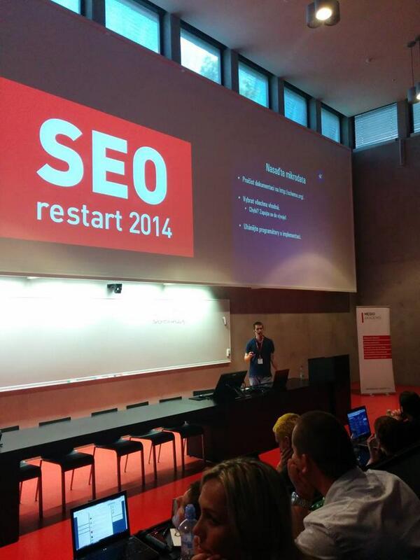 Slidy k mé dnešní přednášce na #seorestart http://t.co/352yjEuvxn Díky za dotazy. http://t.co/7GN6hYAkLT