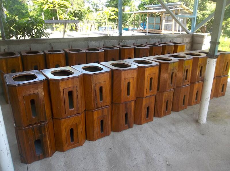 Twitter / SOILHaiti: 60 new #EcoSan #toilets made ...
