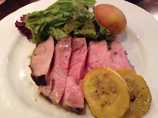 なんかTLが肉になってきたので便乗しておく←しなくていい http://t.co/zfKlKLWxMq
