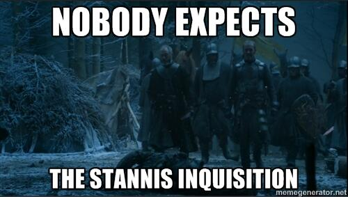 Best Game of Thrones meme from Sunday http://t.co/b58sjVtl6D