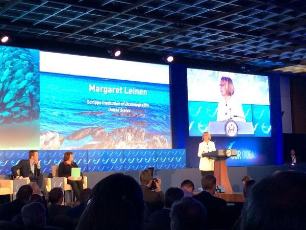 Scripps VIP Margaret Leinen tells us about ARGO floats. http://t.co/aGUfLd22gf
