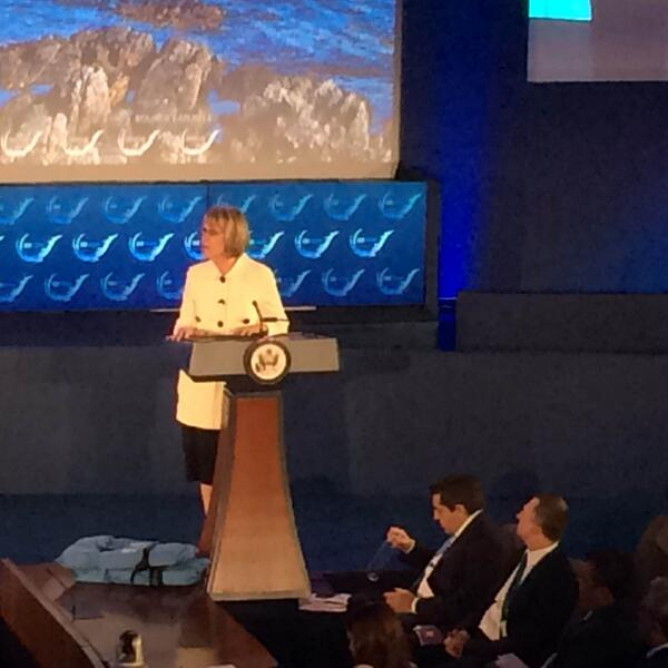 .@Leinen4ocean: Observation is key to our ability to understand & provide answers to ocean challenges. #OurOcean2014 http://t.co/oPUed1FfQB