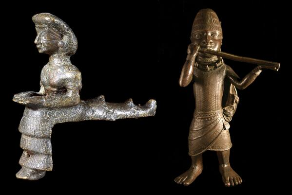 Bronze figures from #IRN and #NGA http://t.co/MWYrrZ8jrR http://t.co/YVNUJzt5IU #WorldCup http://t.co/yRCgmXuvVV