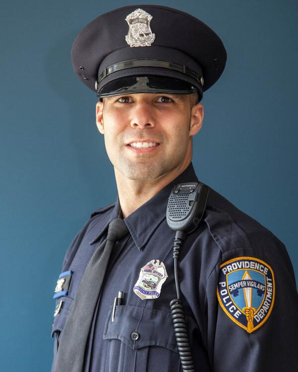 Rhode Island College On Twitter Pvd Police Officer Taylor Britto Earned A Spanish Degree For A More Caring Way Of Policing Http T Co Jswuszk6mj Http T Co J9in8xky59