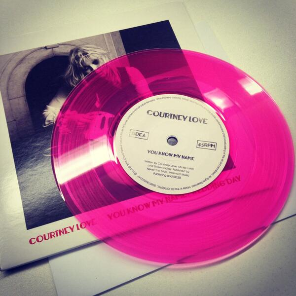 This awesome contest is still on: win a limited edition pink vinyl of @Courtney's new music! http://t.co/k6Y5ocEMRM http://t.co/zsHixzhvAQ