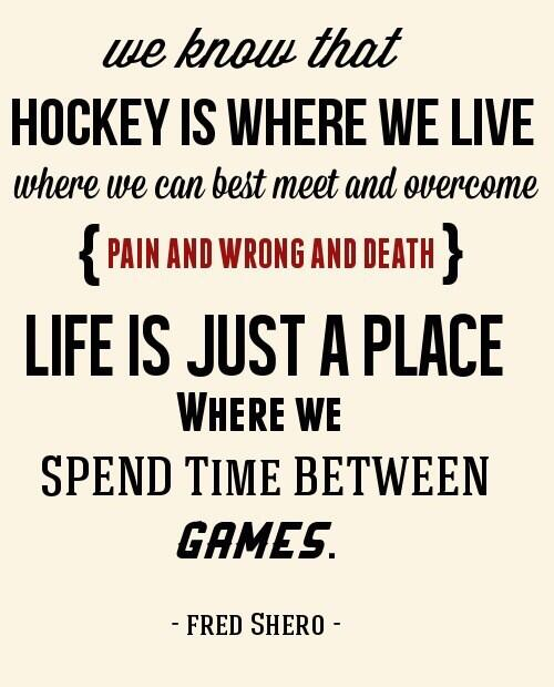 Funny Field Hockey Quotes: That Hockey Quote (@ThatHockeyQuote)