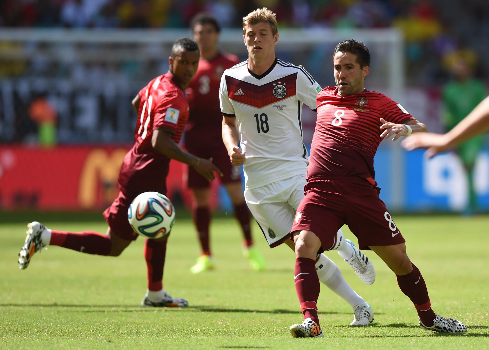 Toni Kroos insists Germany wont get carried away by Portugal rout; focusing on Ghana