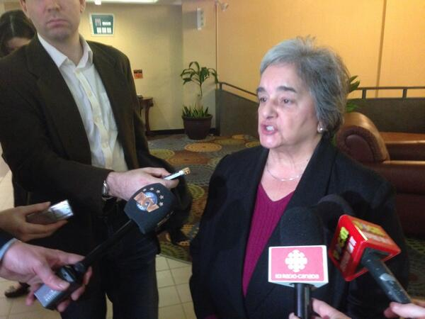 Lorraine Michael says PC party has put it's own interest before those of the people #nlpoli http://t.co/4pdbeNouSH