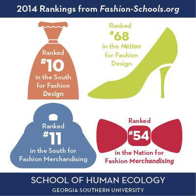 Georgiasouthern On Twitter Didyouknow Georgia Southern Is Considered A Top School In The South For Fashion Design Http T Co Gklegv2ima Http T Co 3a9hptbzaa