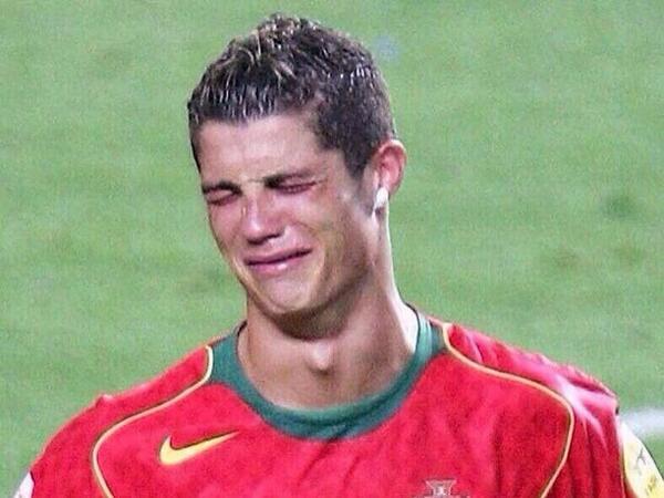 How you feeling Ronaldo? http://t.co/14613VQhSc