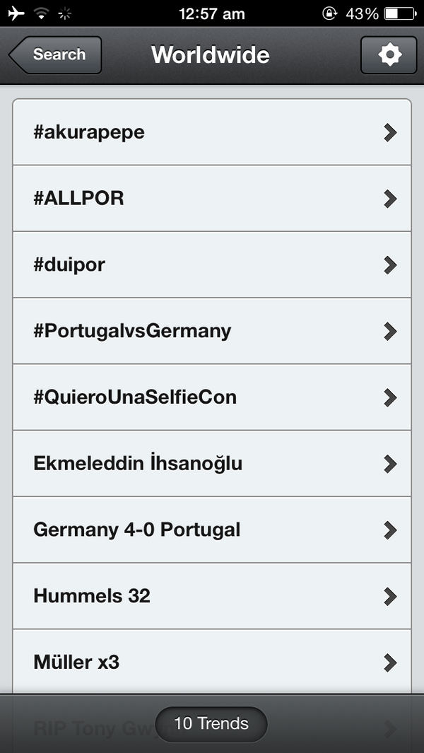 OMG #akurapepe is still trending worldwide http://t.co/XmHZTW0lVR