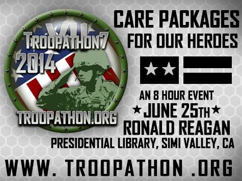 @RealDeanCain #Troopathon 7 Care Packages for Our Heroes http://t.co/LoD4GQLtuJ Pls RT and support @M_A_F http://t.co/0Os1TmNsHt