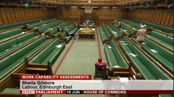 MPs continue to not care about disabled people. #BritishValues http://t.co/2bgwE1yZ6l