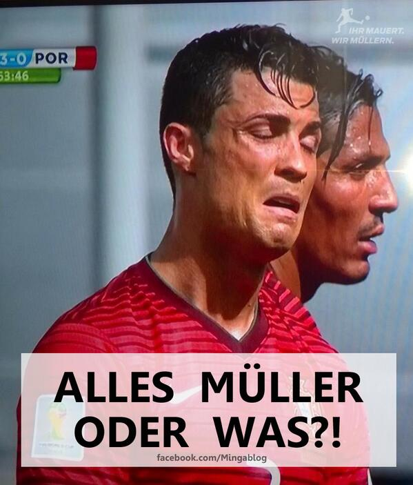 Marco Mingablog On Twitter Alles Müller Oder Was Ronaldo