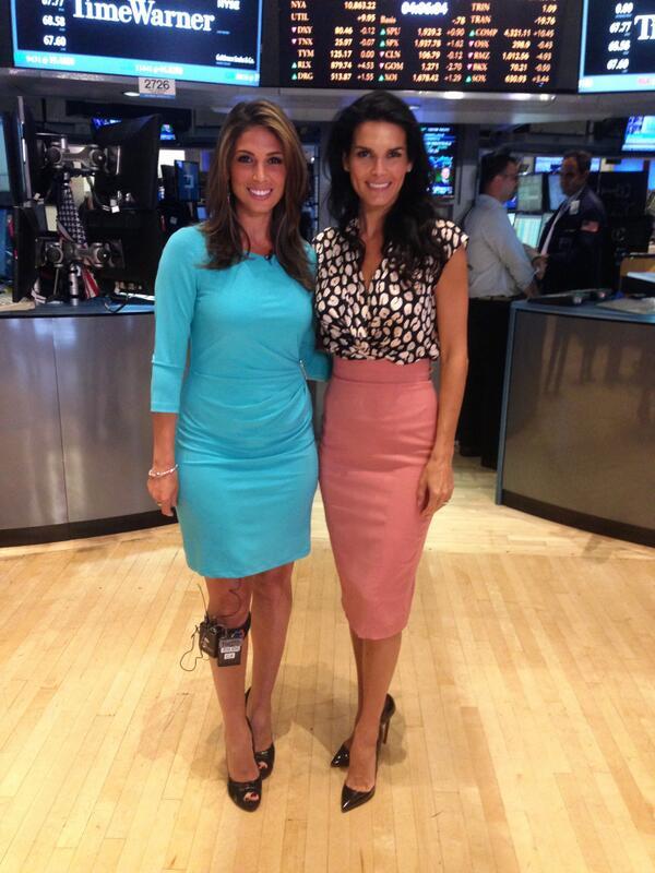 Nicole Petallides On Twitter Loved Meeting Gorgeous At Angieharmon
