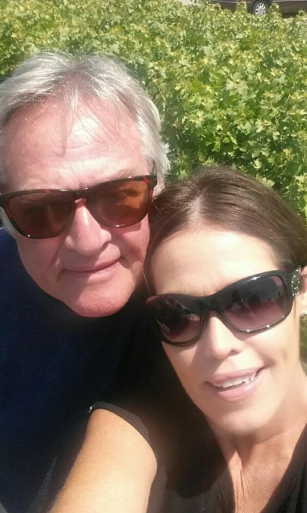 """Carrie Olver on Twitter: """"Had a wonderful Father's Day ... Fergie Olver"""