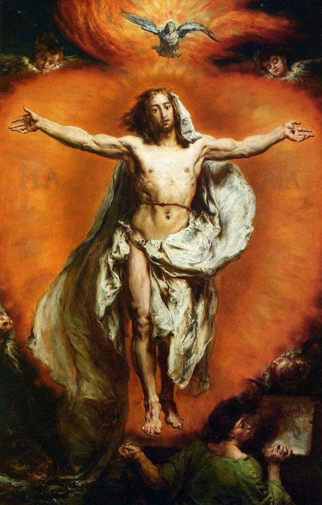 Jan Matejko - Zmartwychwstanie
