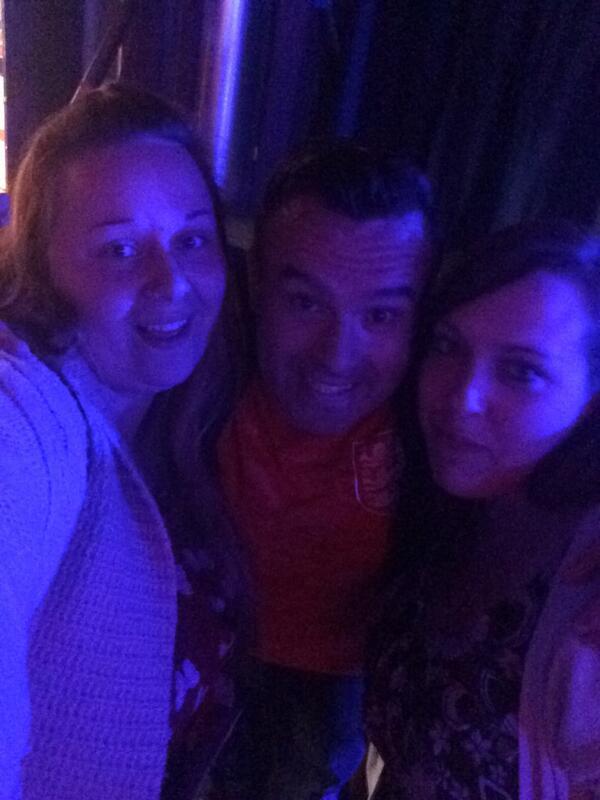 @noelbrodie #selfie #F16 #GARRY http://t.co/Du7ykt02JA