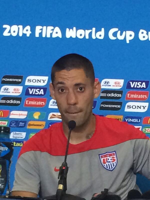 USA star Dempsey shatters Ghana with his toe, his heart, his nose