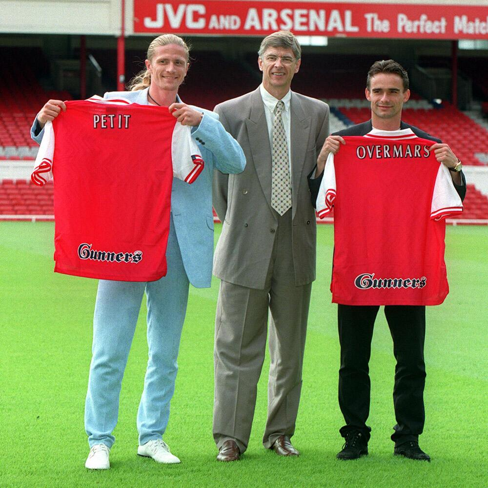 """Arsenal FC on Twitter """"Morning this day in 1997 Arsenal"""