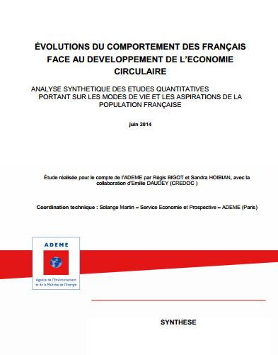 [Publication] Retrouvez l'étude du @credoc sur les français et l'#EconomieCirculaire http://t.co/jkl4AEd2Sz http://t.co/eXexsReZsg